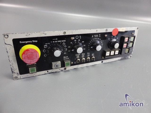 Siemens Sinumerik Maschinensteuertafel System 3 M 548 025 9003 00