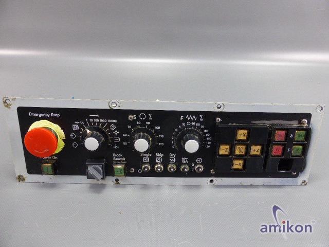 Siemens Sinumerik Maschinensteuertafel 3T 6FX1118-8AD01 548025.900401  Hover