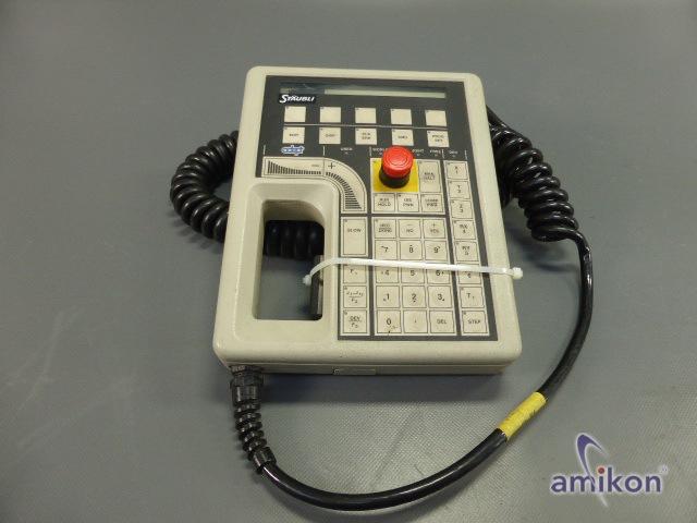 Adept Teachpendant Manual Controll III Operator Part No. 10332-31000 3323-01697