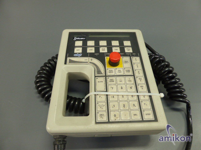 Adept Teachpendant Manual Controll III Operator Part No. 10332-31000 3323-01697  Hover