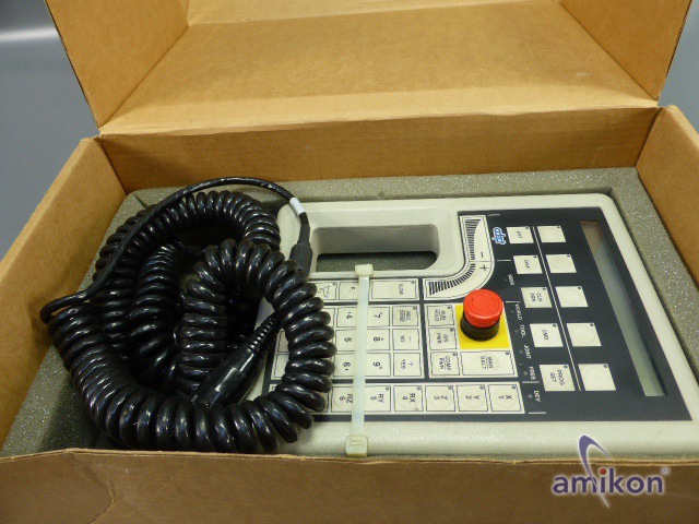 Adept Teachpendant Manual Controll III Operator Part No. 10332-11000 3321-04155