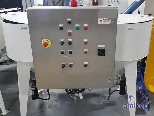 Eos Transitube IPCM P Pulverfördersystem, Erweiterungsmodul Pulverförderung