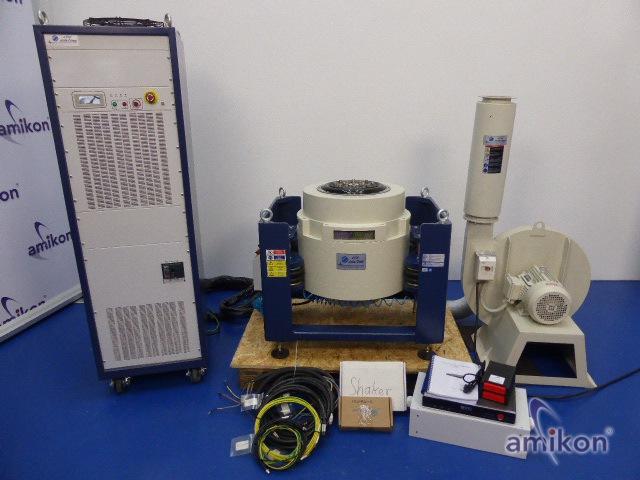 ETS Solutions M1 Series MPA403 M124M Shaker Vibrations Schwingungserreger neu !