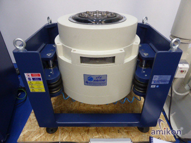 ETS Solutions M1 Series MPA403 M124M Shaker Vibrations Schwingungserreger neu !  Hover