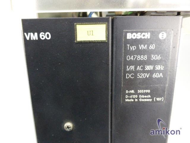 Bosch Versorgungs Modul VM 60 Nr. 047888-306  Hover