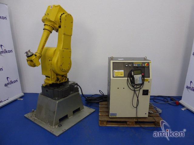 Fanuc Roboter M-710i B 45 A05B-1124-B221 mit Fanuc Steuerung System R-J3iB