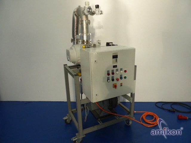 Pfeiffer Vakuumpumpstand WOD 410 B mit Oerlikon Leybold SC 60 D u. WKP 500A