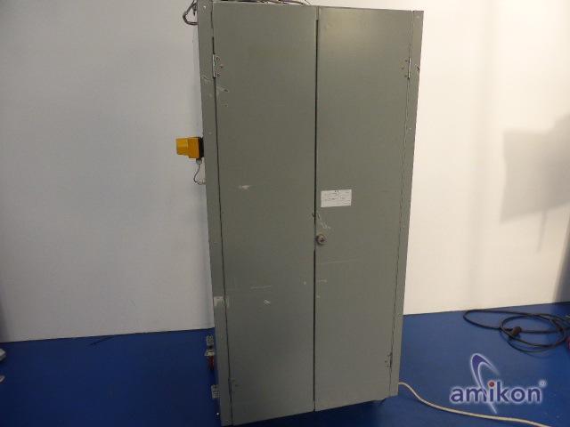Pfeiffer Vakuumpumpstand WOD 410 B mit Oerlikon Leybold SC60D u. WKP 500 A