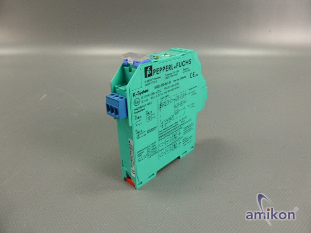 Pepperl+Fuchs Transmitterspeisegerät KFD2-ST2-Ex1.LB 109560S