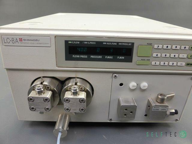 Shimadzu präparative Pumpe LC-8A – Bild 1