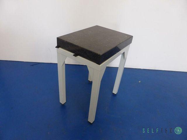 Tischgestell Antivibrationstisch aus Granit Wägetisch 60 x 45 cm – Bild 2