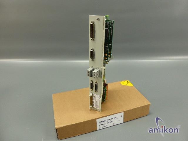 Siemens Simodrive Regelungseinschub 6SN1118-0DG23-0AA1 Version B Grunderneuert !