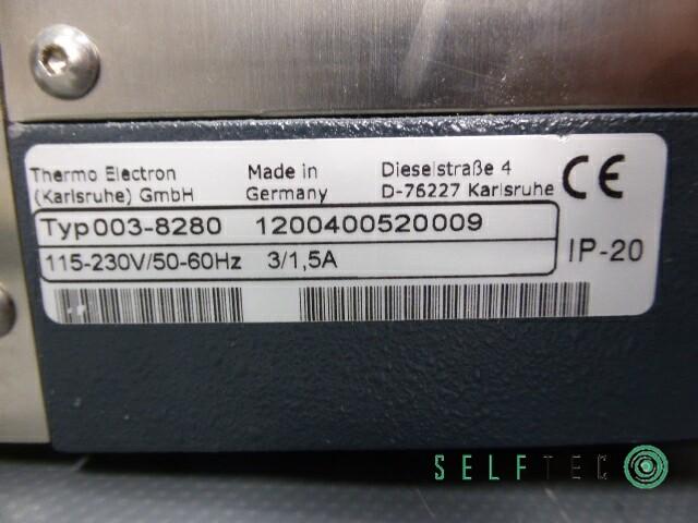 Thermo Scientific HAAKE RheoStress 600 Rheometer – Bild 11