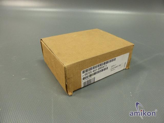 Siemens Simatic S5 Digitalaugabe 6ES5441-8MA11 6ES5 441-8MA11 E-Stand: 06 neu !