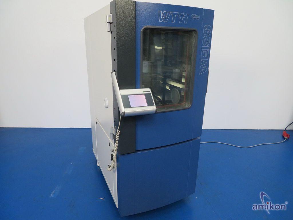 Weiss Temperaturkammer WT11-180/40 -40°C bis 180°C mit Fenster 190Liter 22602993