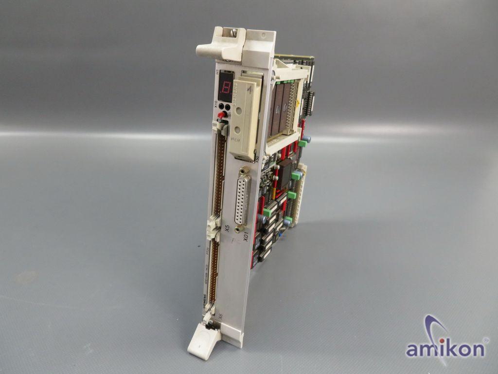 Siemens Simadyn D Prozessmodul 6DD1606-1AC0 mit Speicher