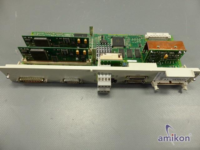 Siemens Simodrive Regelungseinschub 6SN1118-0DG23-0AA1 Version D Grunderneuert !  Hover