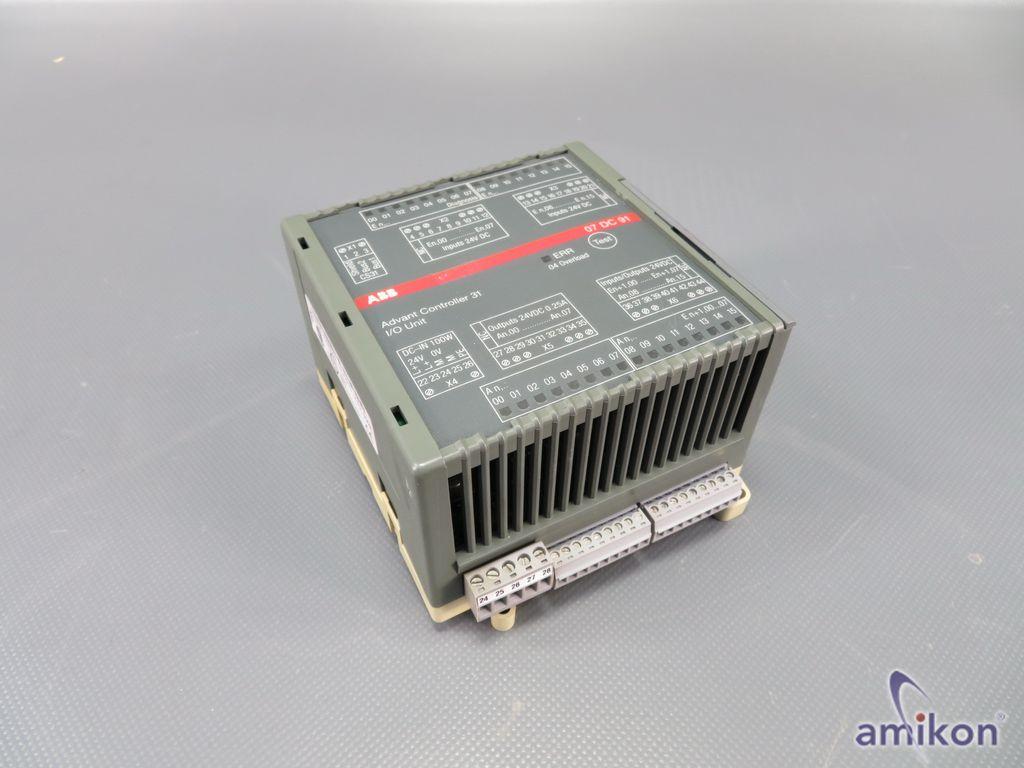ABB Advant Controller 31 I/O Unit GJR5251400R0202 07DC91 C