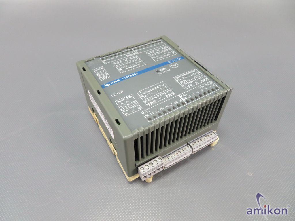 ABB Advant Controller 31 I/O Unit GJR5251400R3202 07DC91