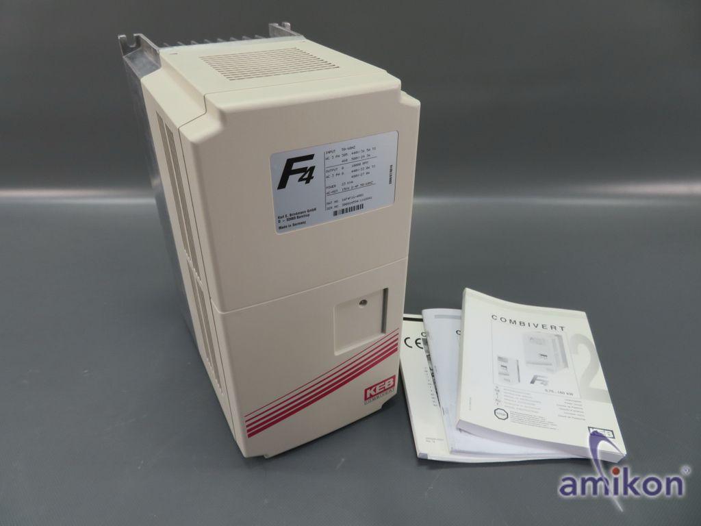 KEB Combivert Frequenzumrichter 16F4F1G-4R01 23KVA 15KW