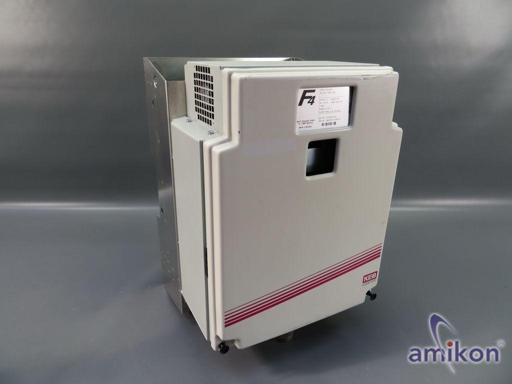 KEB F4 Combivert 21.F4.C0R-2420/2.2 62 KVA 45KW