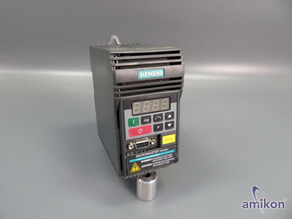 Siemens Micromaster Vector 66SE3212-1BA40