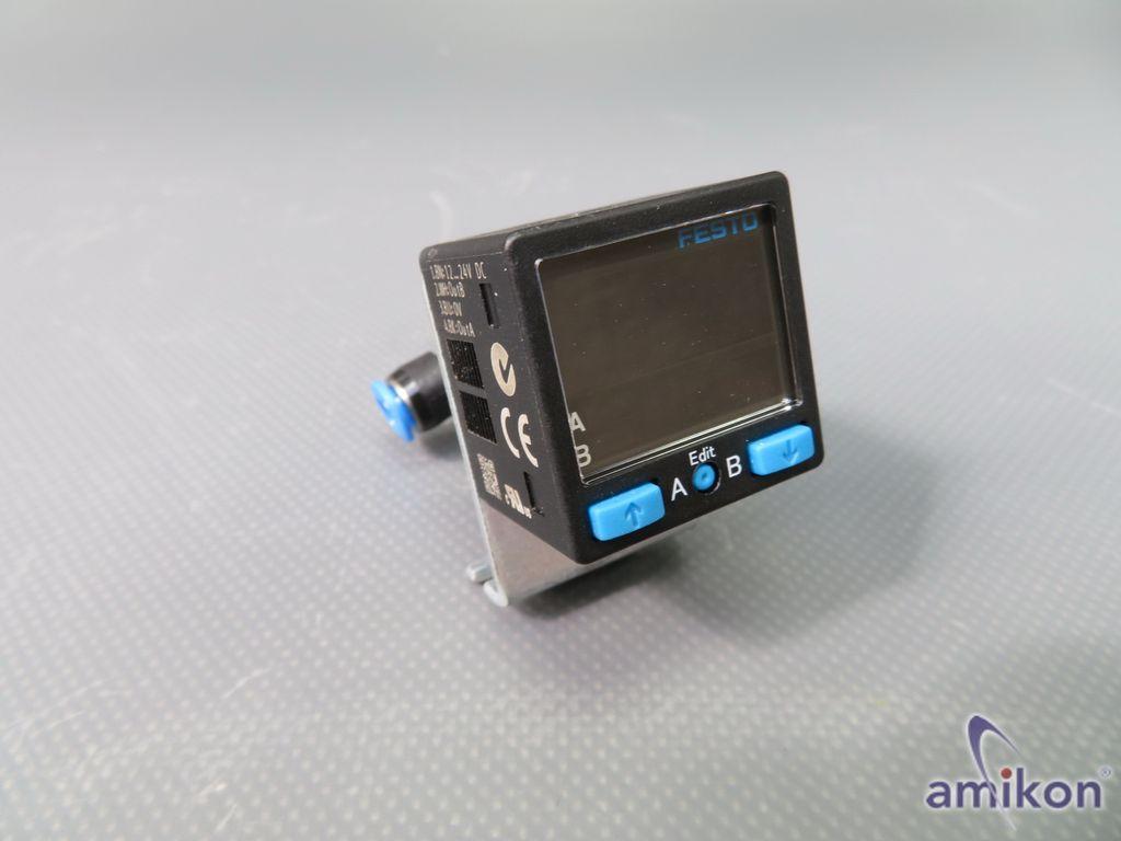 Festo Drucksensor SPAB-P10R-G18-2P-M8 553158