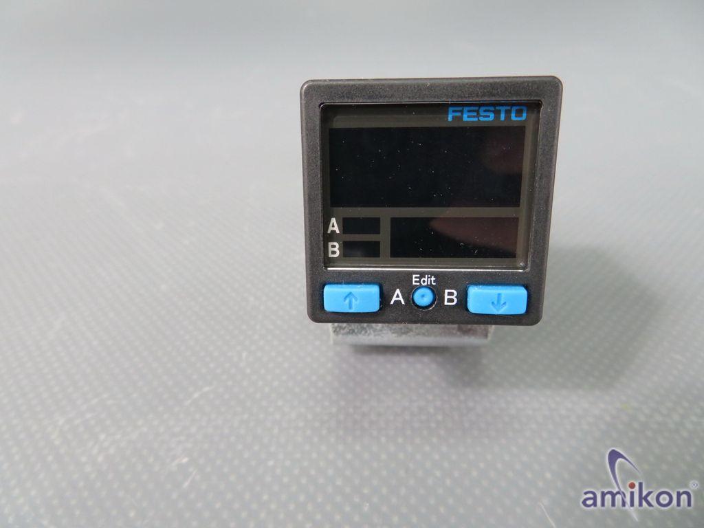 Festo Drucksensor SPAB-P10R-G18-2P-M8 553158  Hover