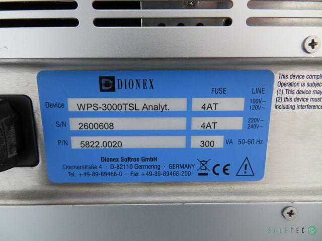 Dionex UltiMate 3000 UHPLC System (SRD3600 DGP-3600A VWD-3400 TCC-3100 WPS-3000TSL) – Bild 10
