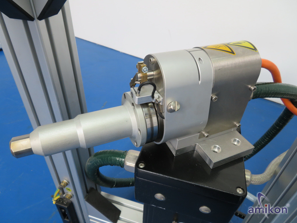 Plasmatreat FG 3002 FG3002 mit 1 Rotation Plasmasystem  Hover