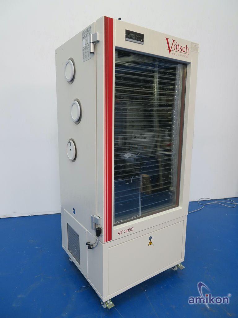 Vötsch Prüfschrank mit Glastür und Reinraumtauglich VT 3050 -30°C bis +100°C