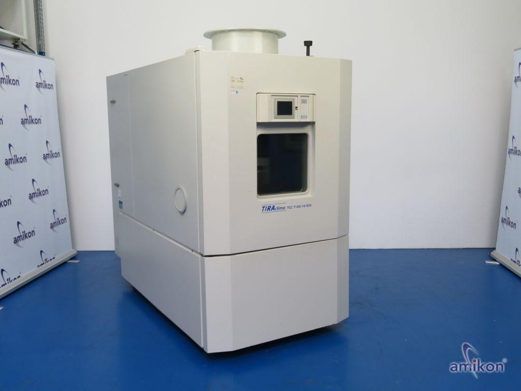 TIRA Klimaprüfkammer -70/+180°C TCC 7100-10-ESS