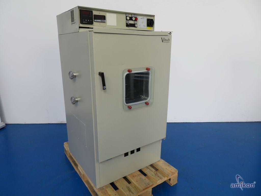 Vötsch Wärmeschrank mit Stickstoffzufuhr TU 60/60 G-ISO Temp. 250°C