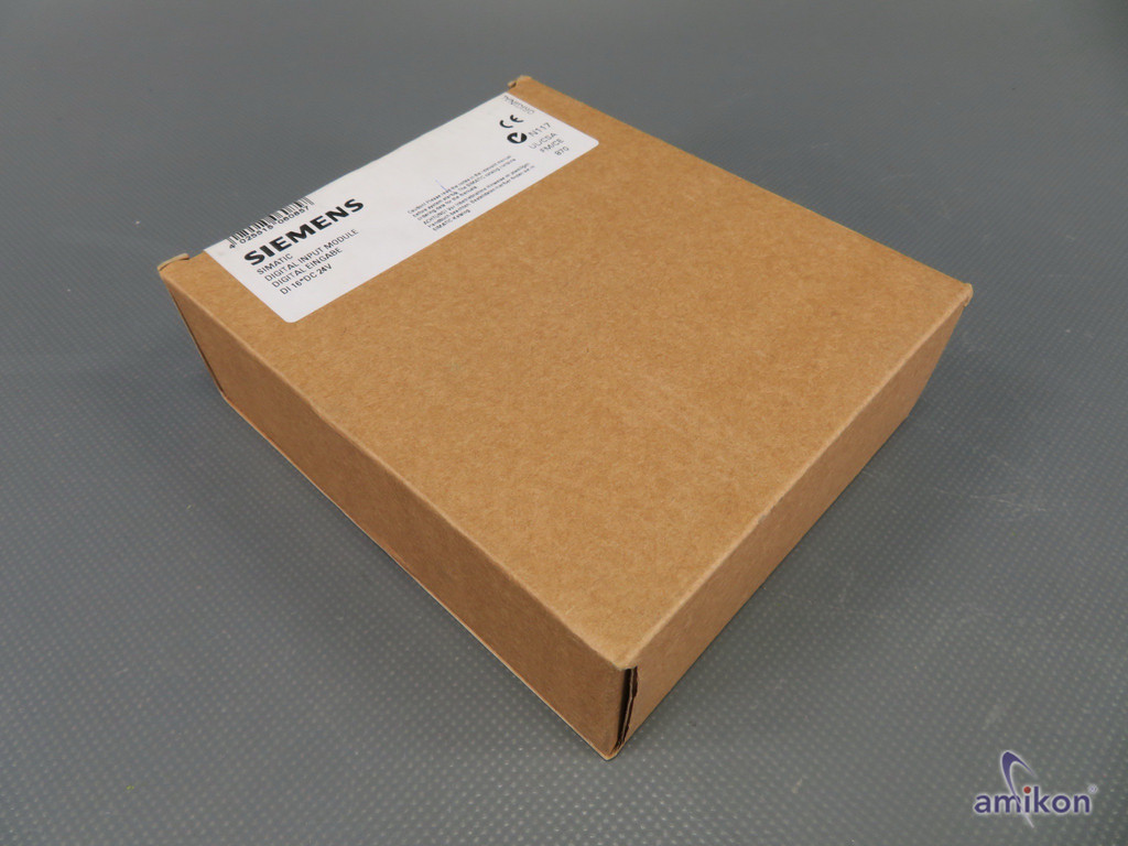 Siemens Simatic S7 Digitaleingabe 6ES7321-7BH00-0AB0 6ES7 321-7BH00-0AB0 neu !