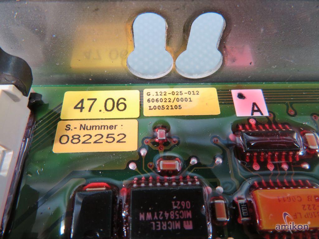 Prozessormodul Farbkasten KBA Colora G. 122-025-012  Hover