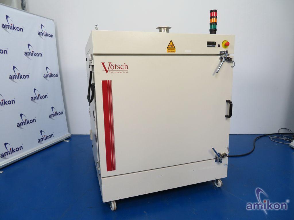Vötsch Hephaistos Mikrowellenherd Mikrowellenanlage VHM 100/100