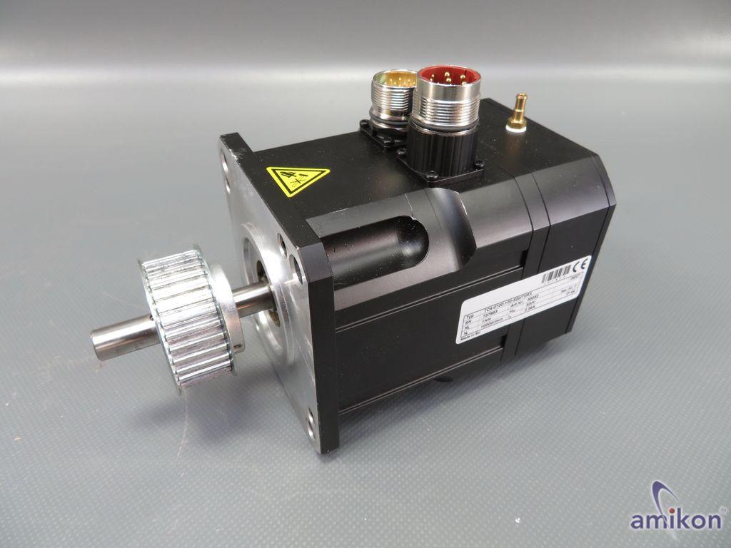 Synchron Servomotor TC4-0100-100-320/T0RX 320V 2.56A