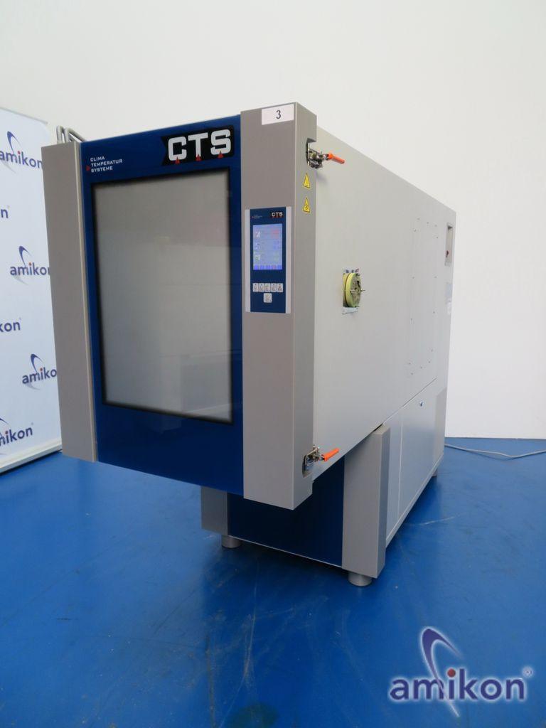 CTS Klimaprüfschrank C-40/350/S 350 Liter -40/+180°C Reinraumtauglich u. Feuchte