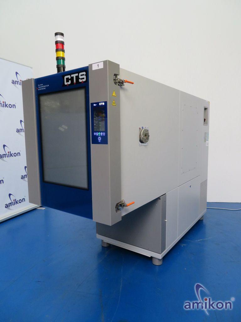 CTS Klimaprüfschrank C-40/350/S -40/+180°C 350 Liter Reinraumtauglich u. Feuchte