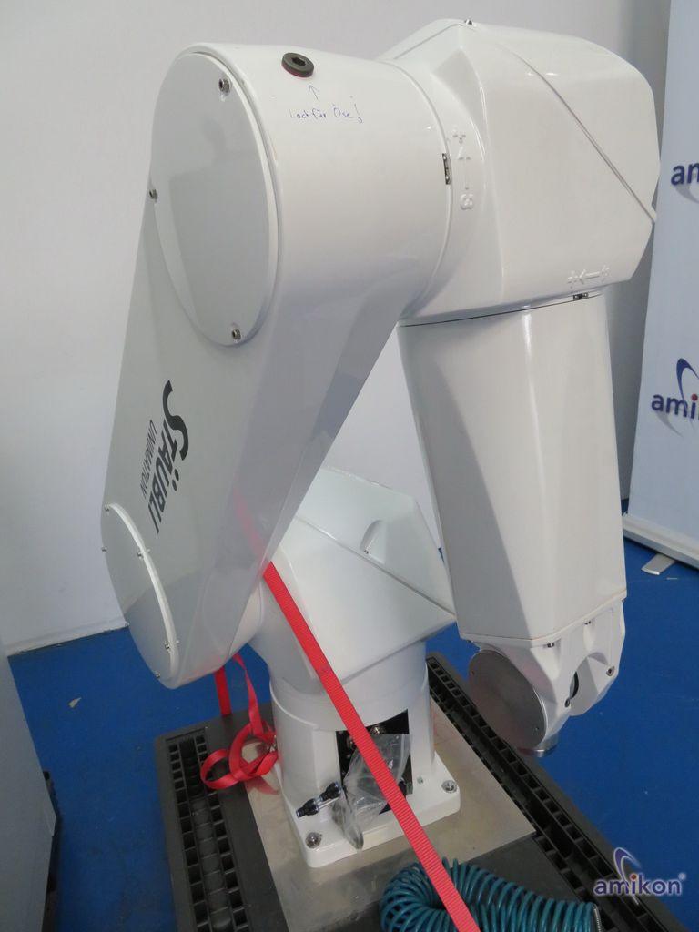 Stäubli Roboter RX160 CR mit Steuerung CS8C RX160  Hover