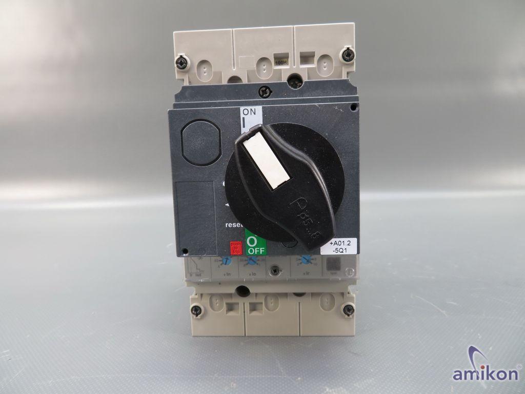 Schneider Electronik Merlin Gerin Leistungsschalter NS100-160-250 N/H/NA  Hover