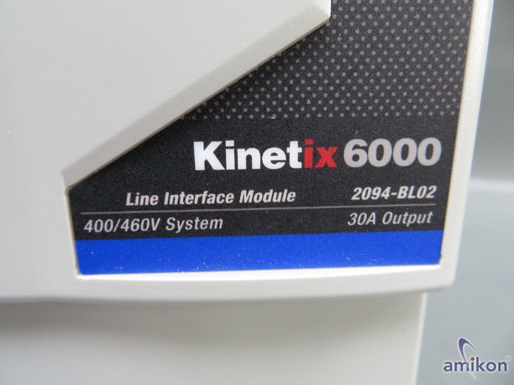 Allen Bradley Kinetix 6000 Line Interface 2094-BL02  Hover