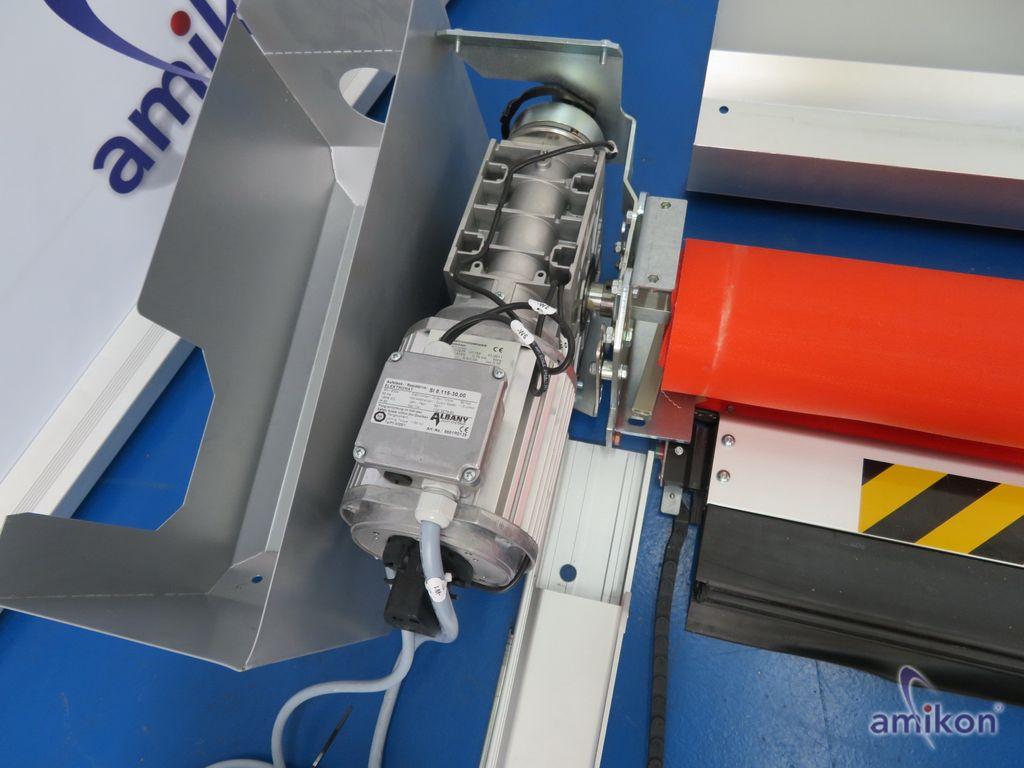 Albany Maschinenschutztor RP300 Schnelllauftor 3600 mm Breit 2500 mm Hoch  Hover