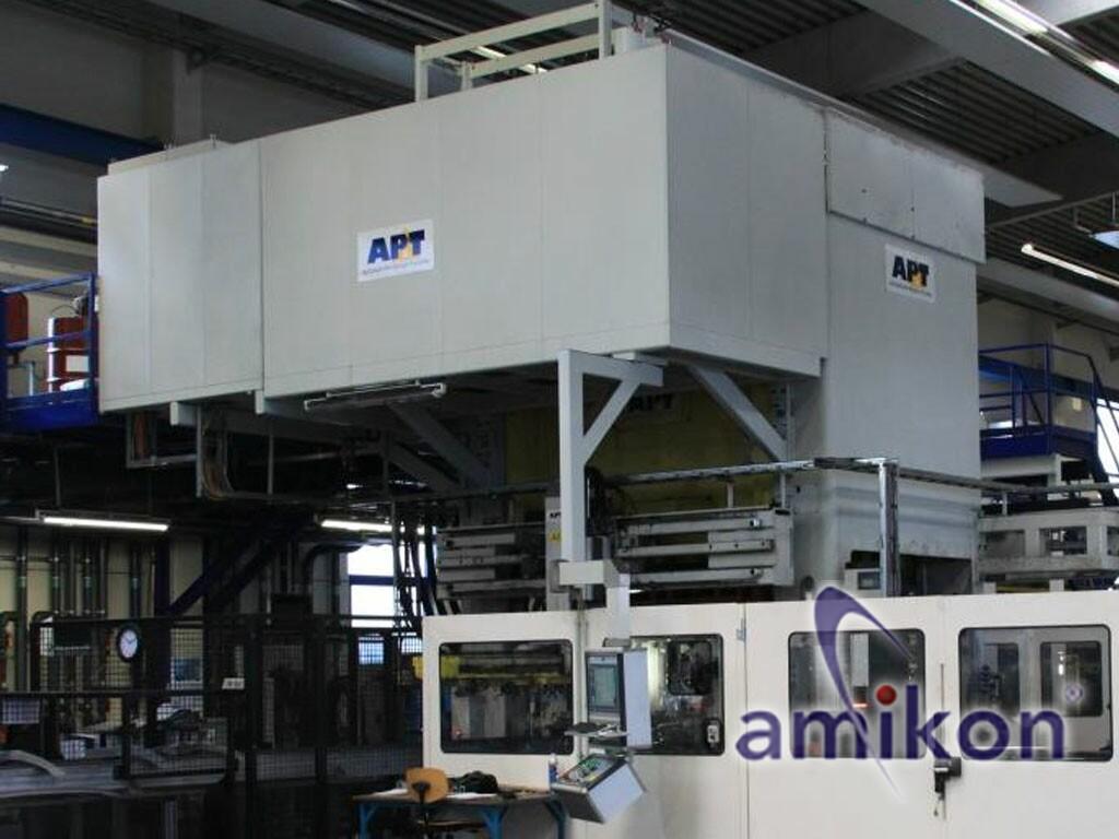 AP&T Hydraulische Presse 8000 kN ZL-8000-26/20