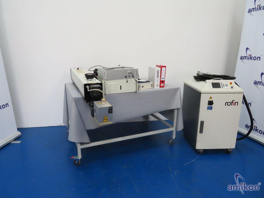 Rofin-Sinar Laser Powerline D- 100 II TEM00 Laser