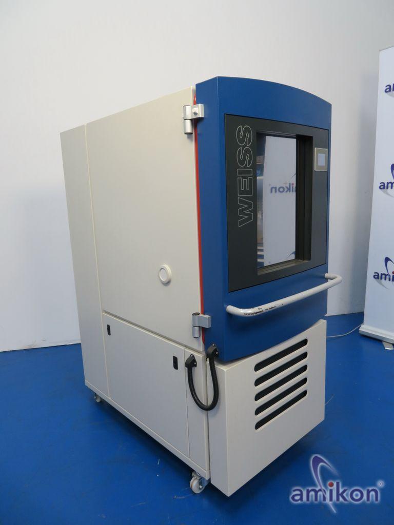 Weiss Temperatur- und Klimaprüfung WK3-180/0 190 Liter