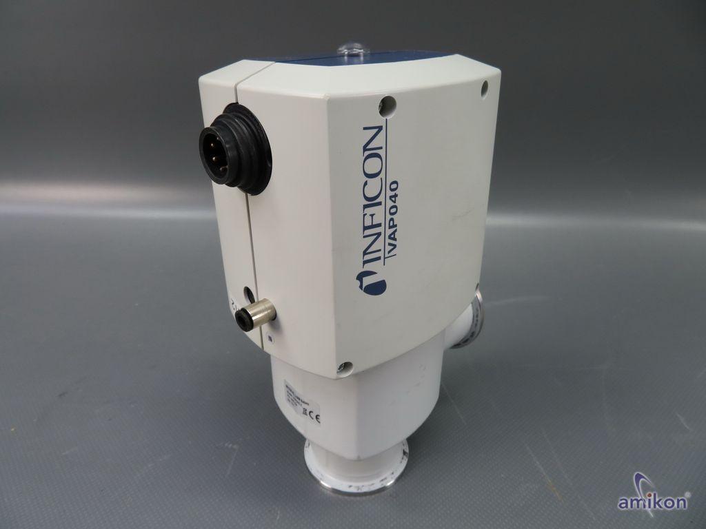 Inficon Eckventil VAP040-X LI-9496 Balzers