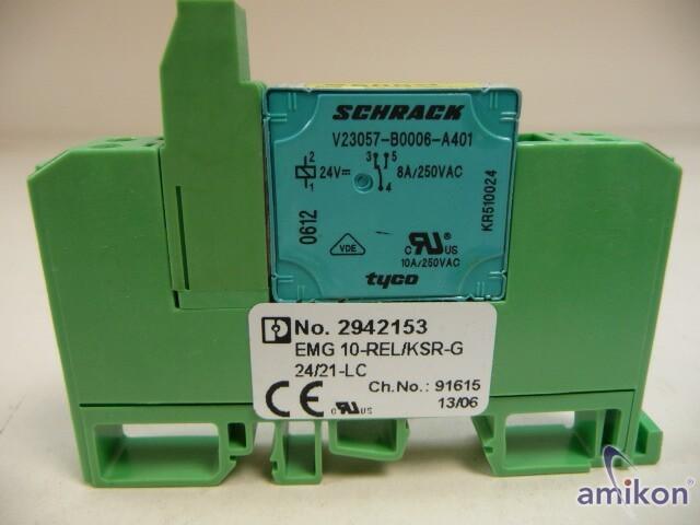 Phoenix Anschlussklemme EMG 10-REL/KSR-G  Hover