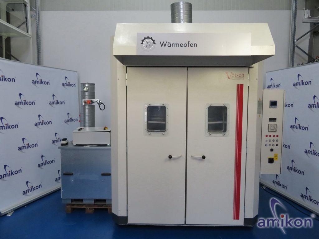 Vötsch Wärme und Trockenschrank VTU 150/200 300°C (59536035550010)