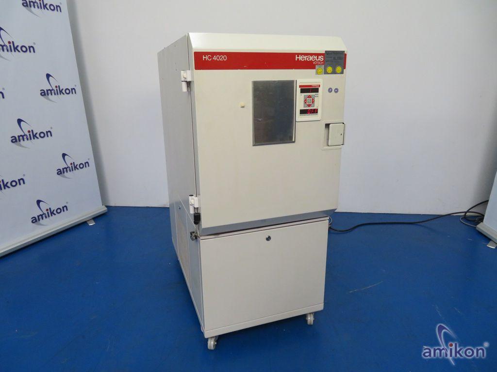 Heraeus Vötsch Klimaprüfschrank HC 4020 -40°C bis 180°C 200 Liter (60885494)